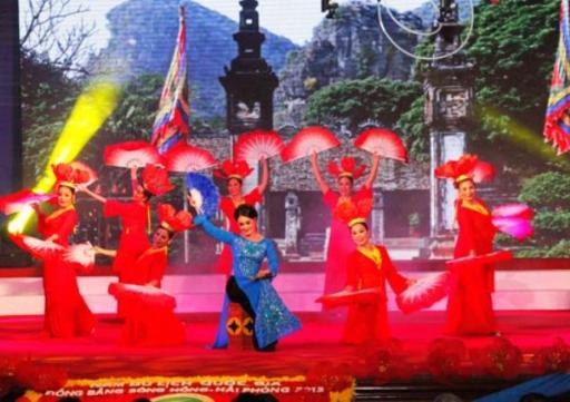 Lễ Công bố Năm Du lịch quốc gia Đồng bằng sông Hồng - Hải Phòng 2013
